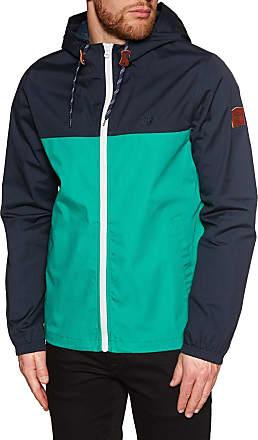Element Alder Light 2 Tones Jacket Large Dynasty Green