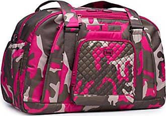 Lug Propeller Gym/Overnight Bag, Camo Pink