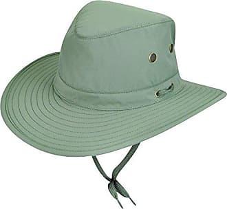 c6ea329790a Country Gentleman Men Owen Wide Brim Bucket Hat Olive M