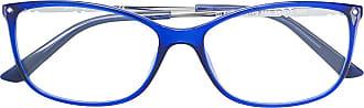Swarovski Armação de óculos gatinho - Azul