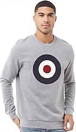 Ben Sherman sweatshirt with towelling branding
