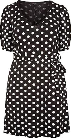 Yours Clothing Clothing Womens Plus Size Swing Dress Size 24 Black