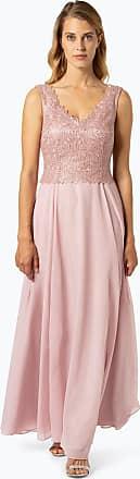 Vera Mont Abendkleid Lang Flieder 20085000 MIT STOLA Hochzeit Festmode Festkleid