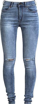 Dr. Denim Lexy Ripped Knees - Jeans - blau