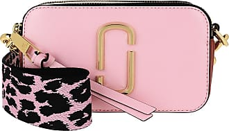 Marc Jacobs Cross Body Bags - Snapshot Small Camera Bag Pink/Multi - rose - Cross Body Bags for ladies