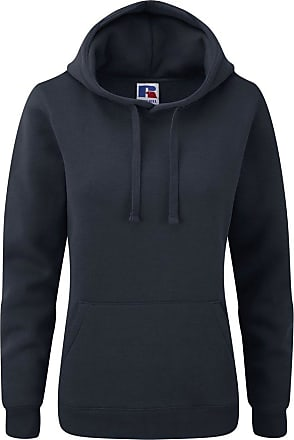Russell Athletic Russell Womens authentic hooded sweatshirt French Navy XS