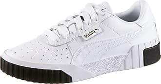 Puma Cali Sneaker Damen in puma white-puma black, Größe 39