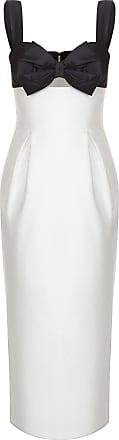 Rasario Bow Top Midi Dress