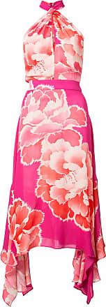 Natori Vestido assimétrico - Rosa