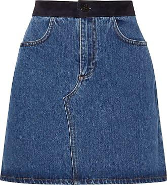 Victoria Beckham DENIM - Jupes en jean sur YOOX.COM