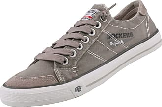 Dockers by Gerli 30st027-790420 Mens Trainers Grey Size: 13.5 UK