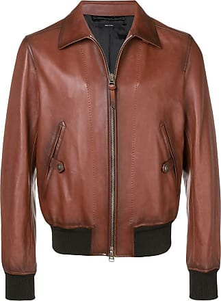 66c2877c6 Men's Brown Leather Jackets: Browse 10 Brands | Stylight