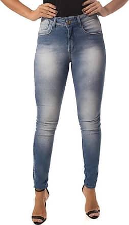 Osmoze Calça Jeans Osmoze Mid Rise Skinny Azul 34