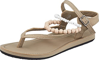 O'Neill Womens Fw Batida Beads Sandal Ankle Strap, Brown (Marl Brown 7012), 4 UK