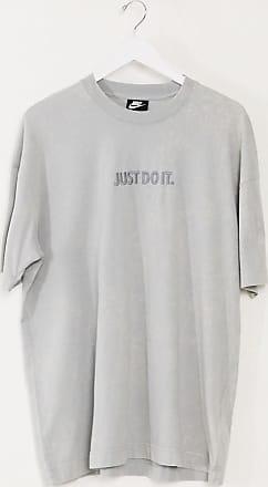 T Shirts Imprimés Hommes Nike en Gris | Stylight