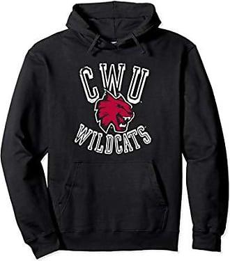 Venley Central Washington CWU Wildcats Hoodie cwuw1004