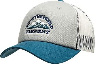 Element Men Snapback Cap Icon Mesh Cap (Quarry), GröÃYe:One Size