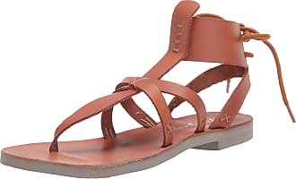 Free People Vacation Day Wrap Sandal Natural 40 (US Womens 10)