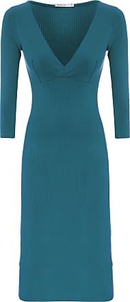 Dress To Vestido Transpasse Básico - Verde