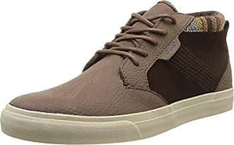 EU Outhaul Marron Baskets homme Premium Reef Brown Flannel 44 mode z7Fqp