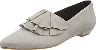 Stone 37 EU fermé Femme Ballerines O'Polo 145 Bout Marc Loafer 80114423201302 Gris 5 q7vRY8w