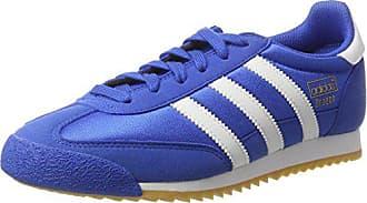 wholesale dealer 4105a d7ff7 adidas Dragon Og, Scarpe da Ginnastica Basse Uomo, Blu (Blue Ftwr White