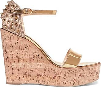 new concept 49f7d 98d3e Christian Louboutin® Wedges − Sale: at USD $595.00+ | Stylight