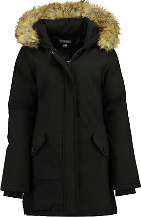 Geographical Norway Parka Women DINASTY - Black - Large