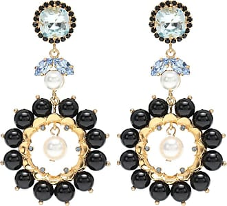 Erdem Crystal-embellished earrings