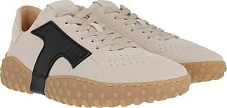 Tod's Sneakers - Sneakers Stucco Nera - beige - Sneakers for ladies