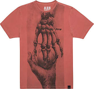 AES 1975 Camiseta AES 1975 Hand Skull