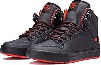 Angebot Supra Herren Skytop Sneaker 11 D(M) US Schwarz