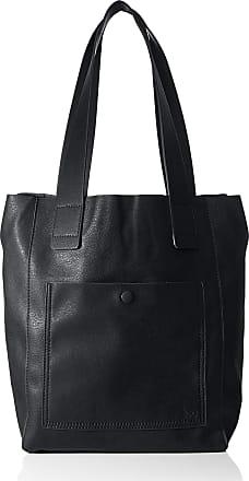 EDC by Esprit Venetia Shopper Womens Shoulder Bag, Black, 16x34x27 centimeters (B x H x T)
