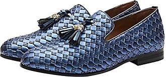 Santimon Herren Schlupfschuhe in Blau | Stylight
