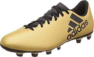 official photos 32355 fa8c5 adidas Adidas X 17.4 FxG, Botas de fútbol para Hombre, Amarillo (Ormetr