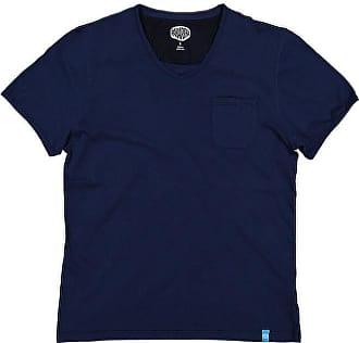 Panareha MOJITO v-neck t-shirt navy