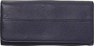 a84cf7edf8556 Esprit Damen 037EA1V006 Geldbörse Blau (400 NAVY)