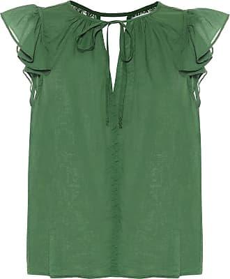 Velvet Theron cotton blouse