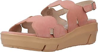 Wonders Women Sandals and Slippers Women D8232 Pink 3.5 UK