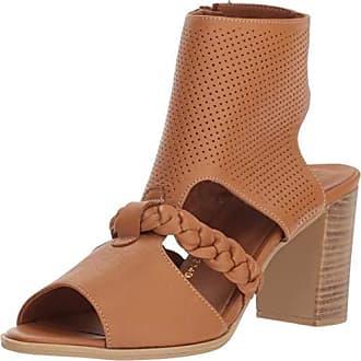 Spring Step Womens Farrah Heeled Sandal