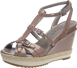 6e4f47c6715680 Clarks Womens Scent Trail Fashion Sandals Brown Braun (Mink) Size  4.5