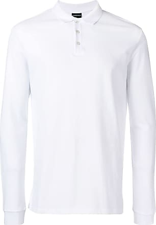 bf3b8c81 Giorgio Armani® Long Sleeve T-Shirts: Must-Haves on Sale up to −49 ...
