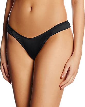 Wonderbra Womens The Luxe Collection Knickers, Black, Medium