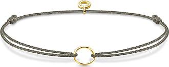 Thomas Sabo Thomas Sabo Charm bracelet Little Secret circle grey LS067-848-5-L20V