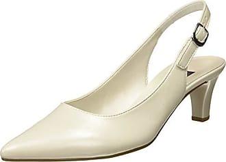 f40638f1bc2fca Gabor Gabor Fashion, Escarpins Femme, Blanc (Off-White(+Absatz)