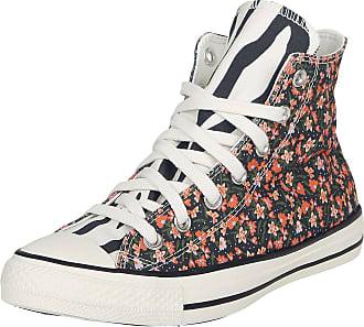 Converse Chuck Taylor All Star HI - Sneaker high - schwarz, rot