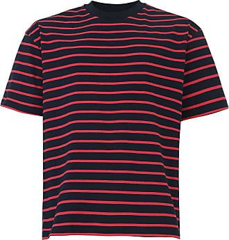 GAP Camiseta GAP Listrada Azul-Marinho