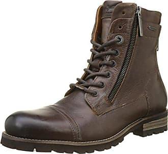 a44047693947f2 Pepe Jeans London London Herren Melting Flex Klassische Stiefel Braun  (Brown) 45 EU