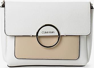 Calvin Klein Damen Umhängetasche weiss