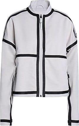 854e9dbaae5e adidas Adidas Woman Reversible Jersey Jacket Light Gray Size XS